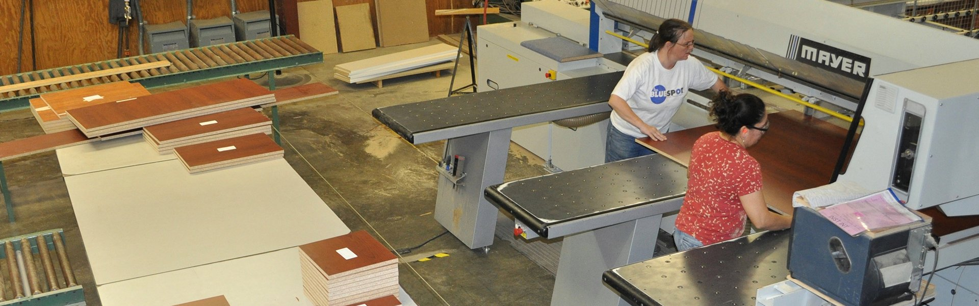CFC Contract Panel Saw Cutting