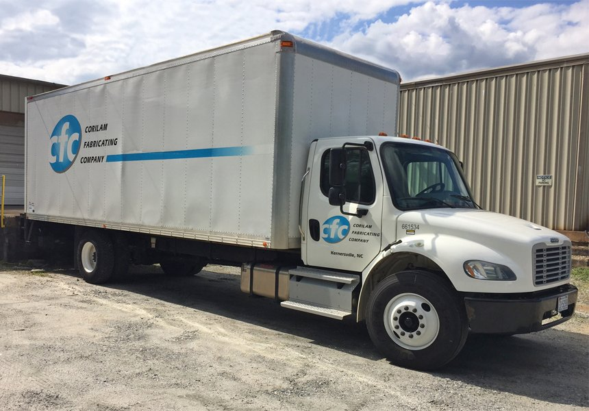 Corilam Truck 860 600